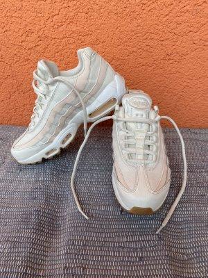 Nike Air Max 95 weiß rosa