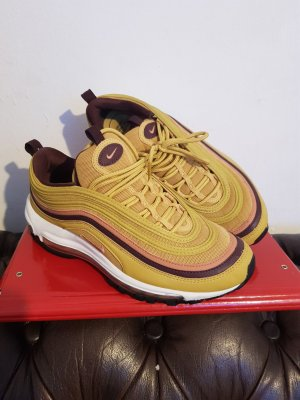 Nike Air Max 97 Yellow Gold