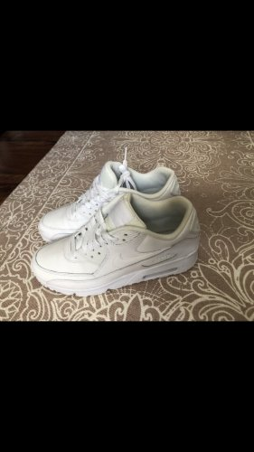 Nike Air Max all white
