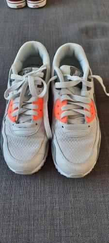 Nike Lace-Up Sneaker light grey-dark grey