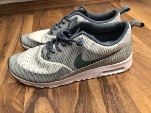 Nike Sneaker stringata verde chiaro-bianco