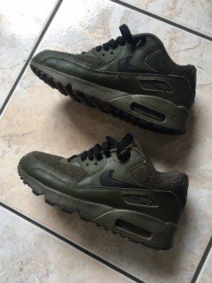 Nike air Max Gr.37,5 grün/schwarz (90iger)
