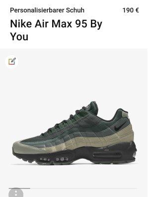 Nike Air Max Gr 40,5 tlw.Leder Neu OVP 190