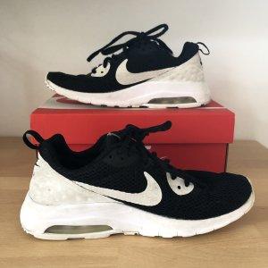 Nike Air Max Motion LW Gr  37,5 schwarz weiß sneaker Sportschuhe
