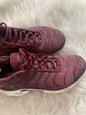 Nike air max plus Schuhe / lila