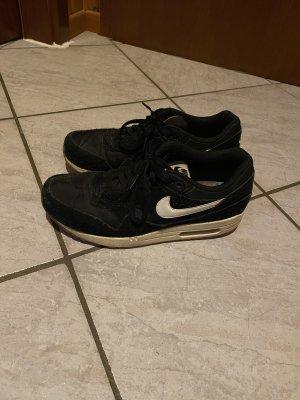 Nike air max schwarz weiß