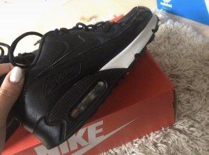 Nike Zapatilla brogue blanco-negro