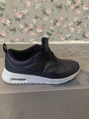 Nike Air Max Sneaker blau Gr. 37,5