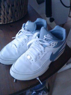 Nike Air Max Sneaker weiß 40