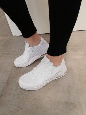 Nike Air Max Sneaker weiß Neu Leder 38.5