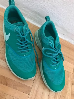 Nike Lace-Up Sneaker turquoise