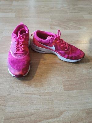 Nike Air Max Thea print pink Gr. 37,5 599408-602 sehr gut