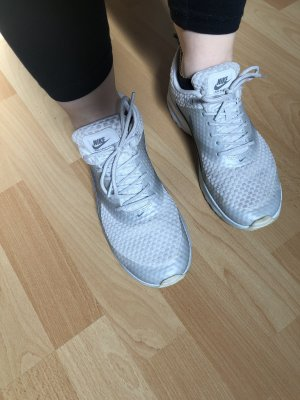 Nike Air Max Thea Silber, graublau