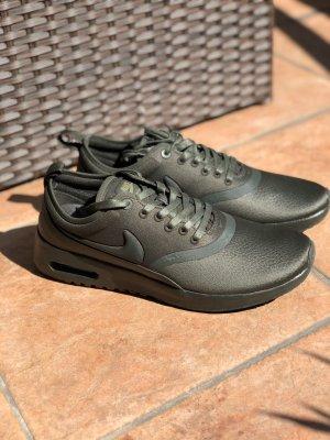 Nike Sneaker stringata cachi