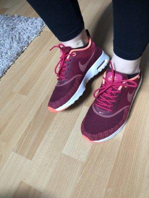 Nike Air Max Thea Weinrot/Bordeaux/Koralle