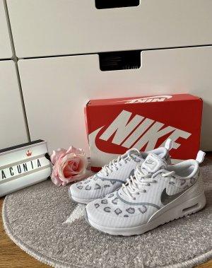 Nike Air Max Thea weiß Leoprint Größe 36,5