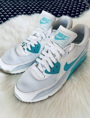 Nike Air Max weiß|grün