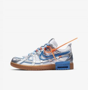 Nike Air Rubber Dunk x Off-White™️