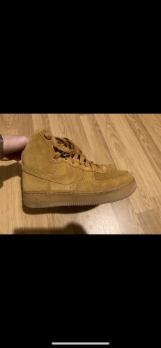 Nike Zapatillas altas naranja oscuro