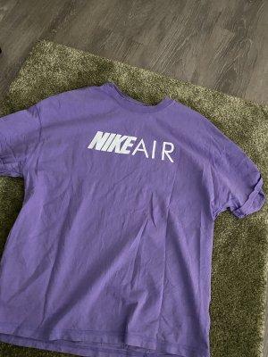 Nike Air Shirt lila violett Größe M