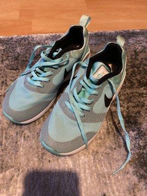 Nike Sneakers met veters lichtblauw