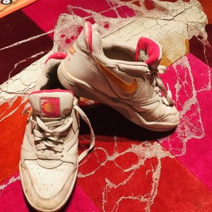 Nike Air Sneakers Gr. 38 von 1992 Original 90s retro Trend