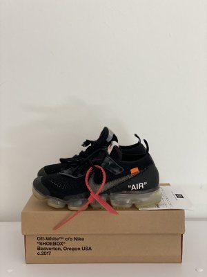 Nike Air Vapormax Off White Black