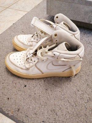 Nike Airforce 1 weiß