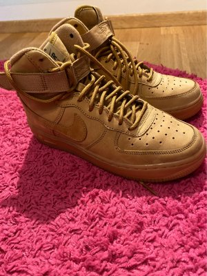 Nike airforce high beige