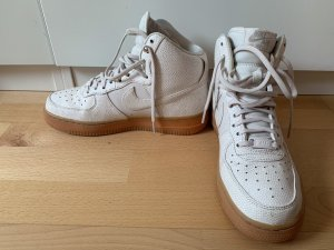 Nike Airforce High top Ostrich Edition
