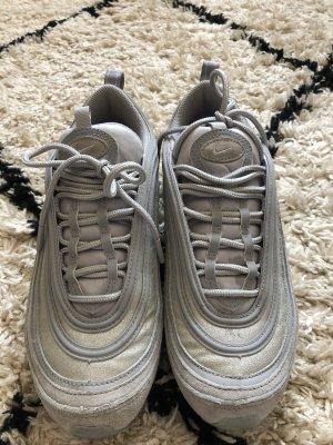 Nike airmax grau/Silber