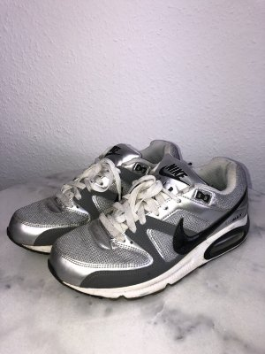 Nike Airmax Silber Sneaker Schuhe Turnschuhe Retro