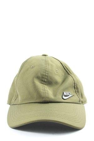 Nike Baseball Cap khaki casual look