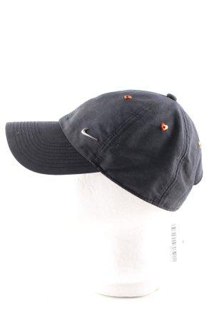 Nike Berretto da baseball nero stile casual