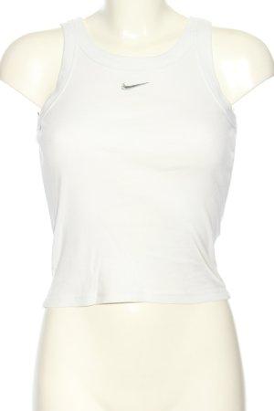 Nike Basic Top weiß schlichter Stil