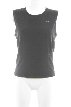 Nike Basic Top schwarz sportlicher Stil