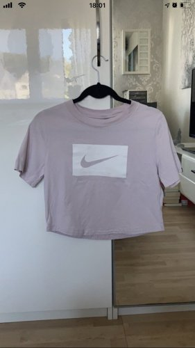 Nike Bauchfreies tshirt