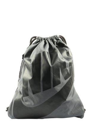 Nike Beuteltasche hellgrau-schwarz sportlicher Stil