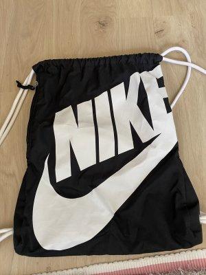 Nike Beuteltasche schwarz