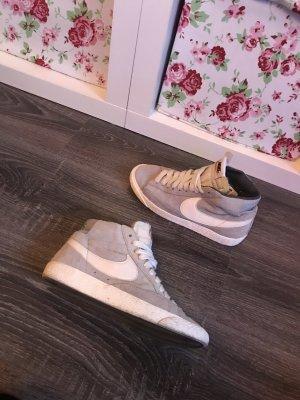 Nike Blazer grau sneaker Turnschuhe