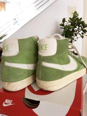 Nike Blazer Hellgrün Gr.37.5