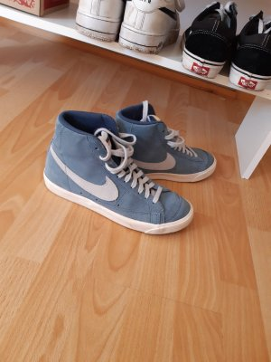 Nike High top sneaker leigrijs