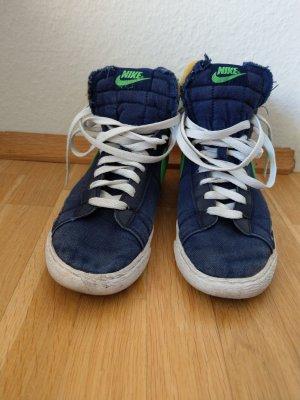 Nike Blazer Mid Jeansoptik