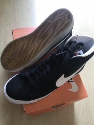 Nike Zapatillas altas blanco-negro