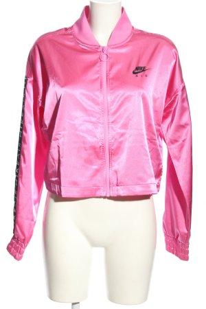 """Nike Blouson """"von Micha Ø"""" pink"""