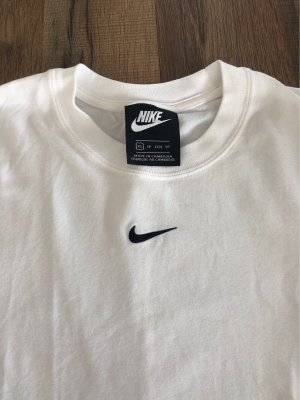 Nike Shirtbody wit-zwart
