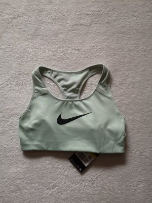 Nike Bustier BH S 36 pastell mint NEU cropped Top