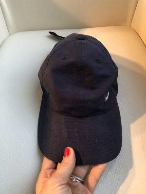 Nike Casquette de baseball bleu foncé-argenté