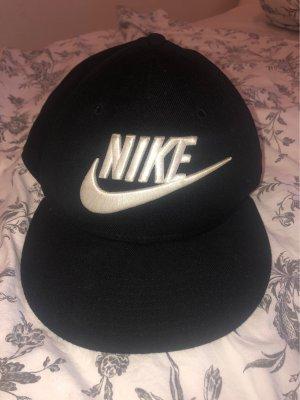 Nike Casquette de baseball blanc-noir