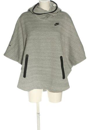 Nike Capa gris claro moteado look casual